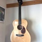 ベアクロートップのアコースティックギター完成!