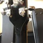 レスポールのネック折れ修理