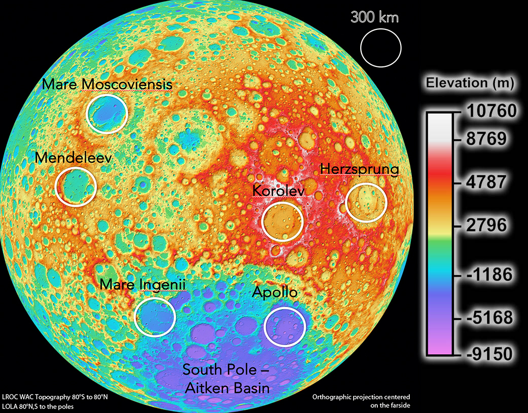 Growing interest in Moon resources could cause tension, scientists find - YubaNet