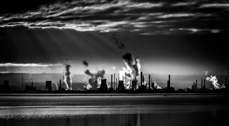 If only … we could capture carbon and store it safely. Image: By Malcolm Lightbody on Unsplash