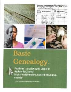 Basic Genealogy