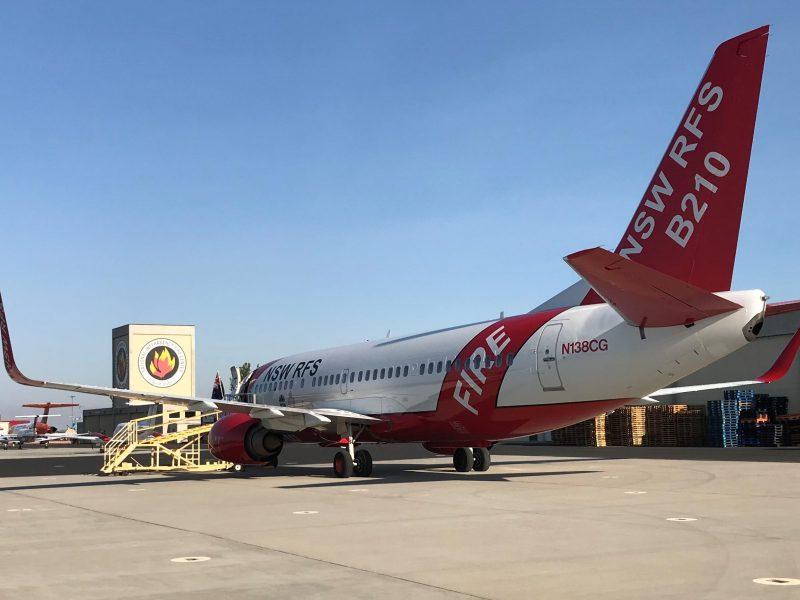 737 Fireliner
