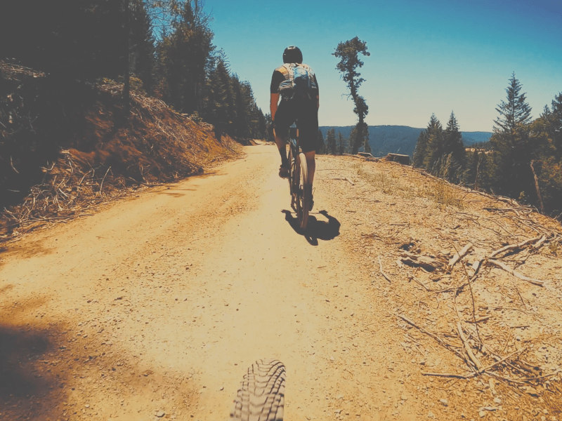 Heart of Gold course biker