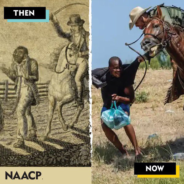 Image from NAACP. https://twitter.com/NAACP/status/1440433080477519872