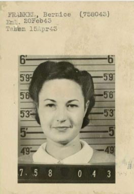 Actress Bea Arthur is shown in her Marine Corps photo, April 15, 1943.