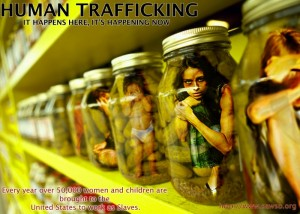 Perdagangan manusia...kejahatan berat terhadap kemanusiaan