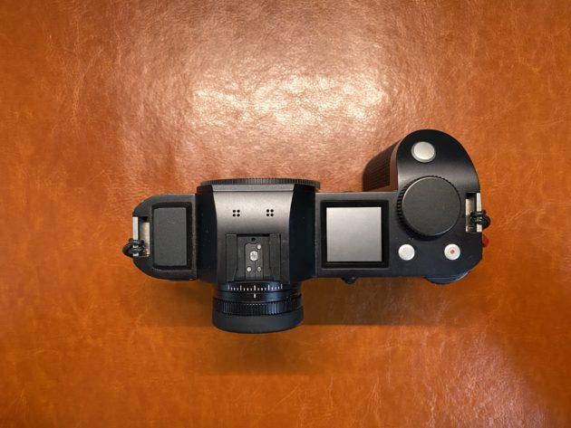 Leica SL 外観