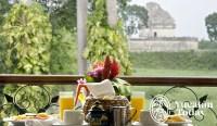 Mayaland desayuno