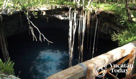 Cenote Kankiriche