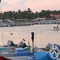 El Cuyo puerto