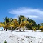 Beaches on the Gulf of Yucatán