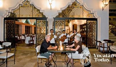 The Lodge Chichen Restaurante