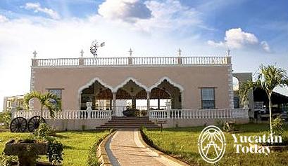 Hotel Hacienda Sanchez Valladolid