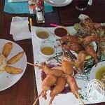 Restaurante del Mes: La Palapa en Celestún