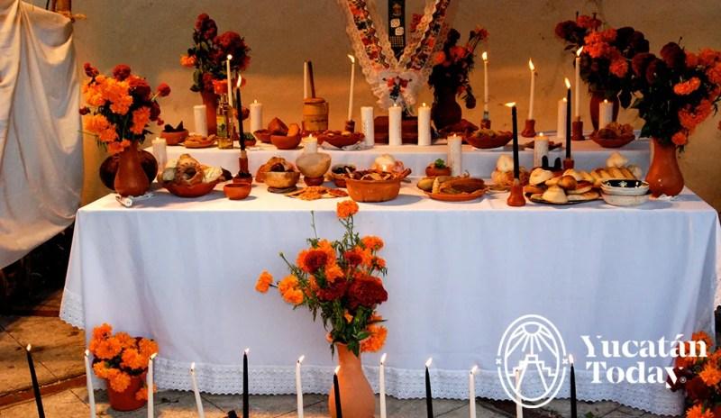 altar hanal pixan 1