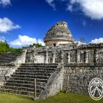 The Caracol, or Observatory, of Chichen Itza