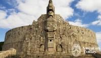 Merida - Monumento a la patria - Dia 1