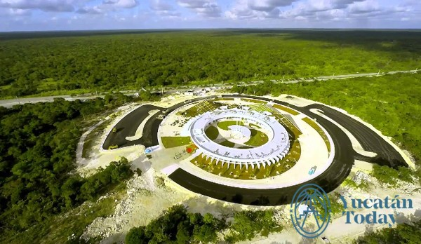 Parque Cientifico de Yucatan area