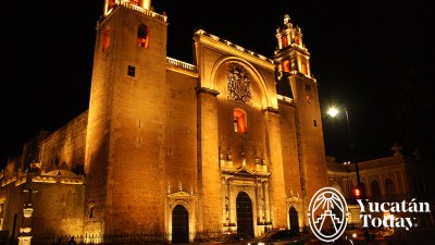Catedral de Merida San Ildefonso