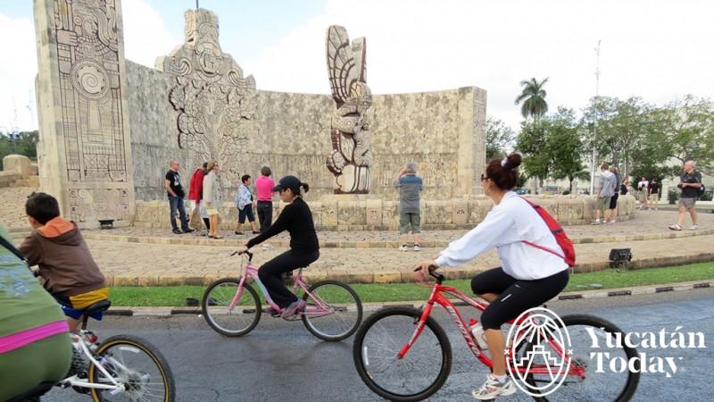 bici ruta merida