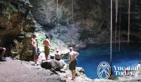 Cenote Cenotillo