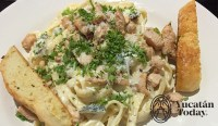 Coyote Maya pasta