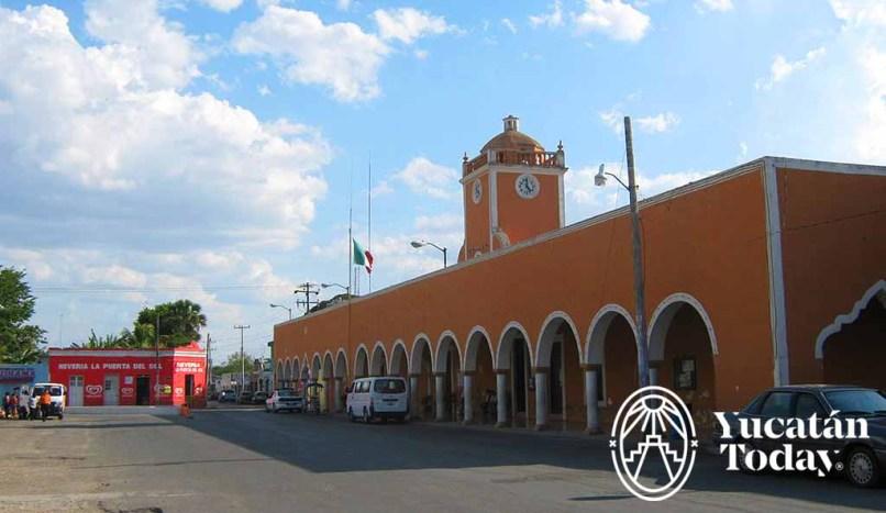 Conkal palacio municipal