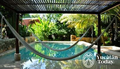 hacienda Petac piscina