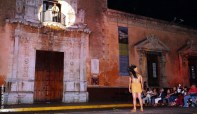 Videomapping Casa Montejo