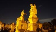 Tour Nocturno en el Cementerio