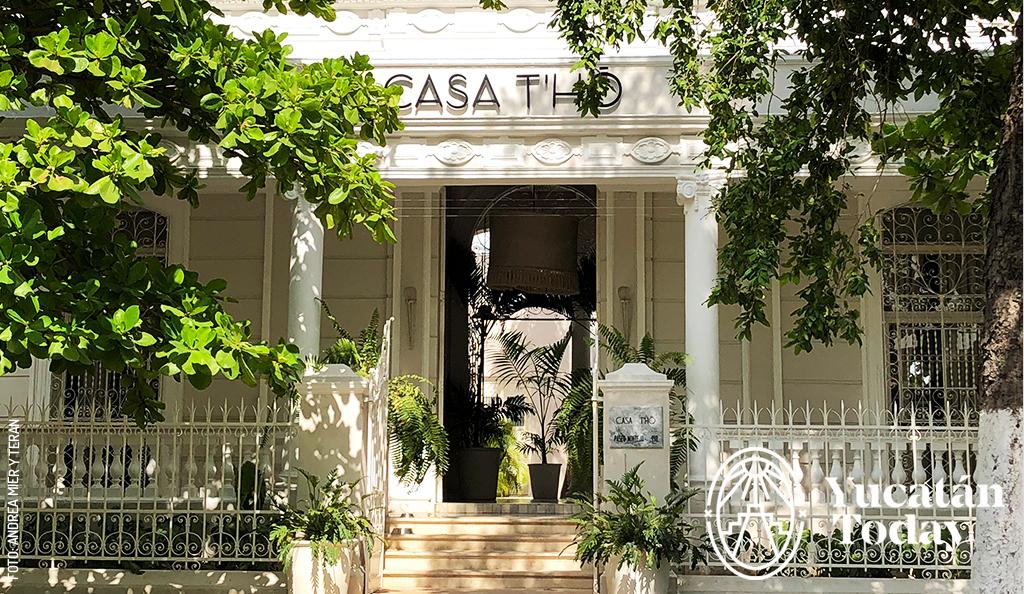 Una Majestuosa Casa Conceptual: Casa T'Hō