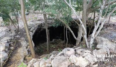 Calcehtok-Grutas-Entrada-Caves-Entrance