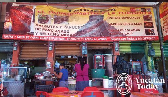 Mercado San Benito