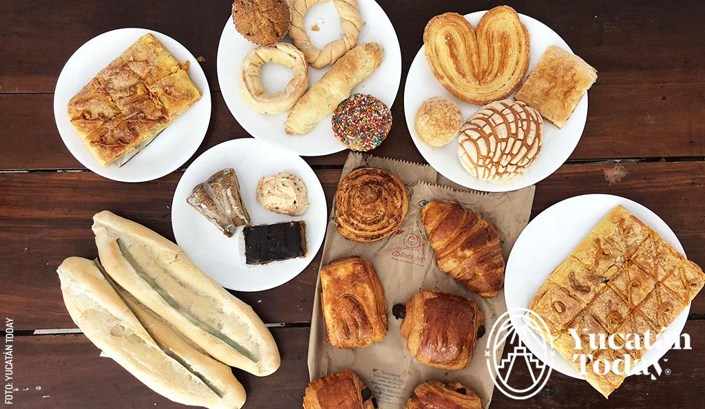 Panaderías en Mérida