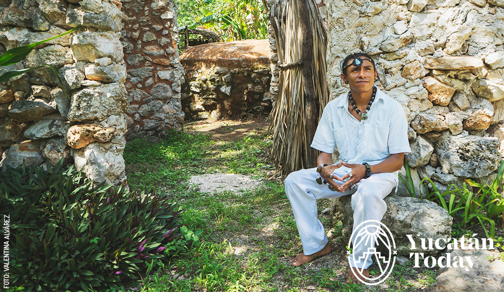 Alternative Therapy with Shaman Hermano Maya