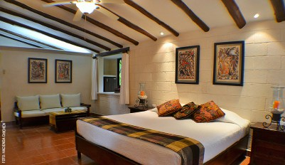 Hacienda Chichen Tatianas Master Suite by Hacienda Chichen