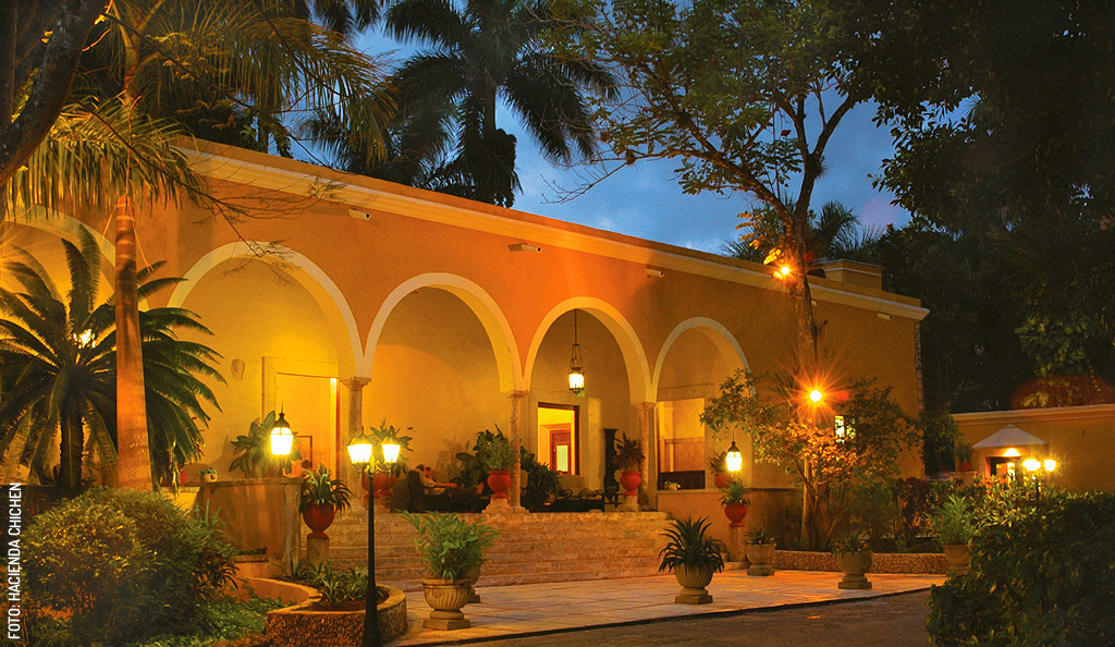 Hacienda Chichén Resort & Yaxkin Spa
