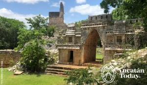 Labnah Yucatan Ruta Puuc