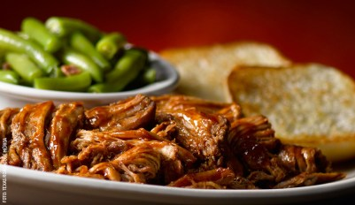 Texas Roadhouse pulled-pork-dinner
