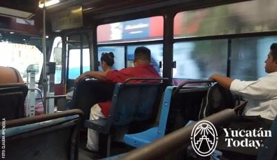 Camion-Autobus-Bus-pasajeros-Merida-Yucatan-by-Claudia-Amendola