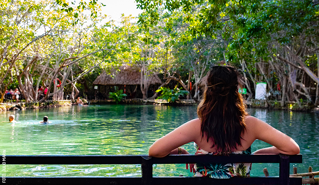El Corchito, a hidden paradise in the Progreso mangroves