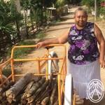 Mujeres Leñadoras en Yucatán