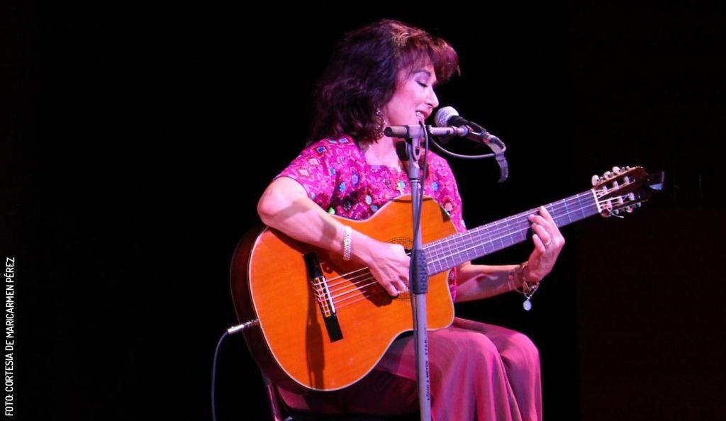 Maricarmen Pérez: música para tus sentidos y calidez para tu espíritu