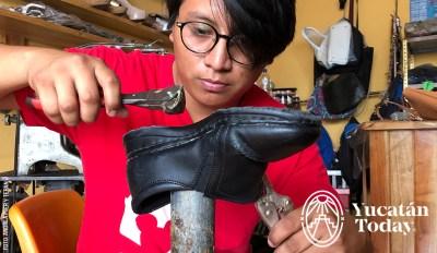 shoe repair reparacion zapatos
