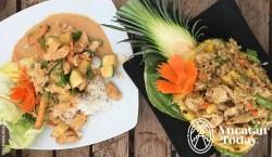 La Casa de los Lotos Comida Thai
