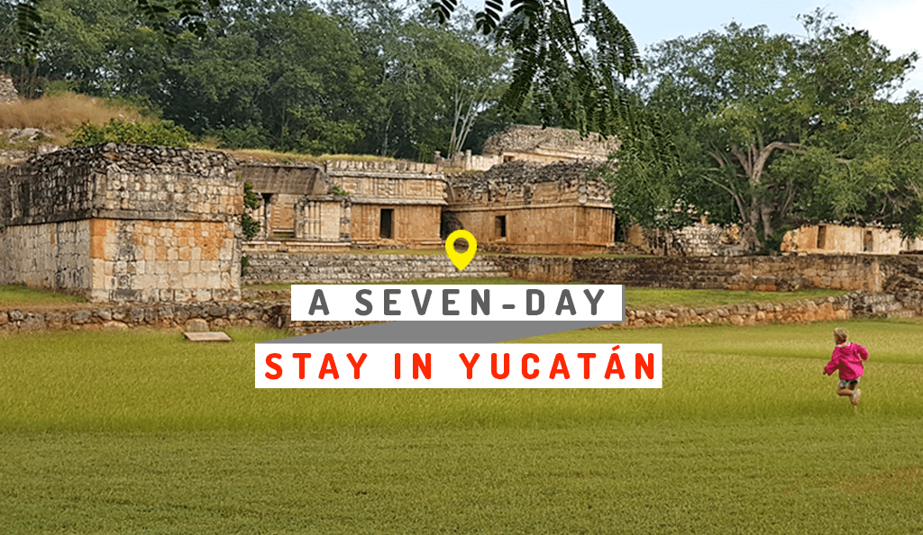Seven Day Stay – August 2019