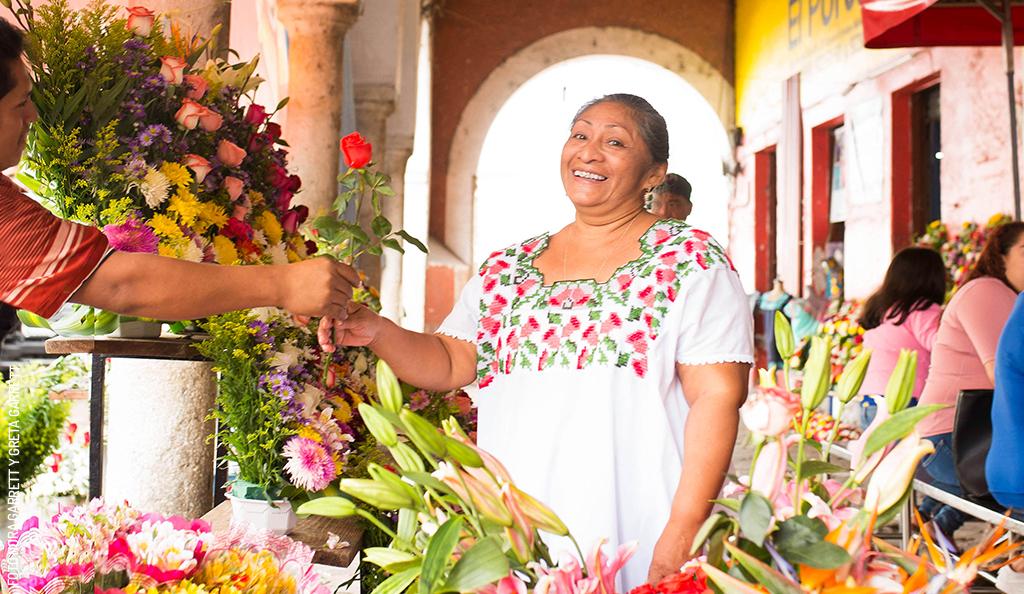 La Vida Se Respira en los Mercados de Mérida