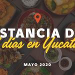 Estancia de Siete Días: Mayo 2020