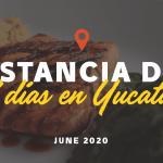 Estancia de Siete Días: Junio 2020