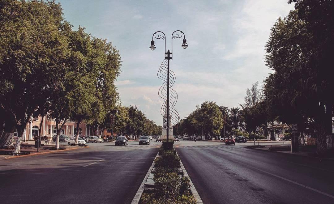 Hometown Tourism: A Stroll Down Paseo de Montejo